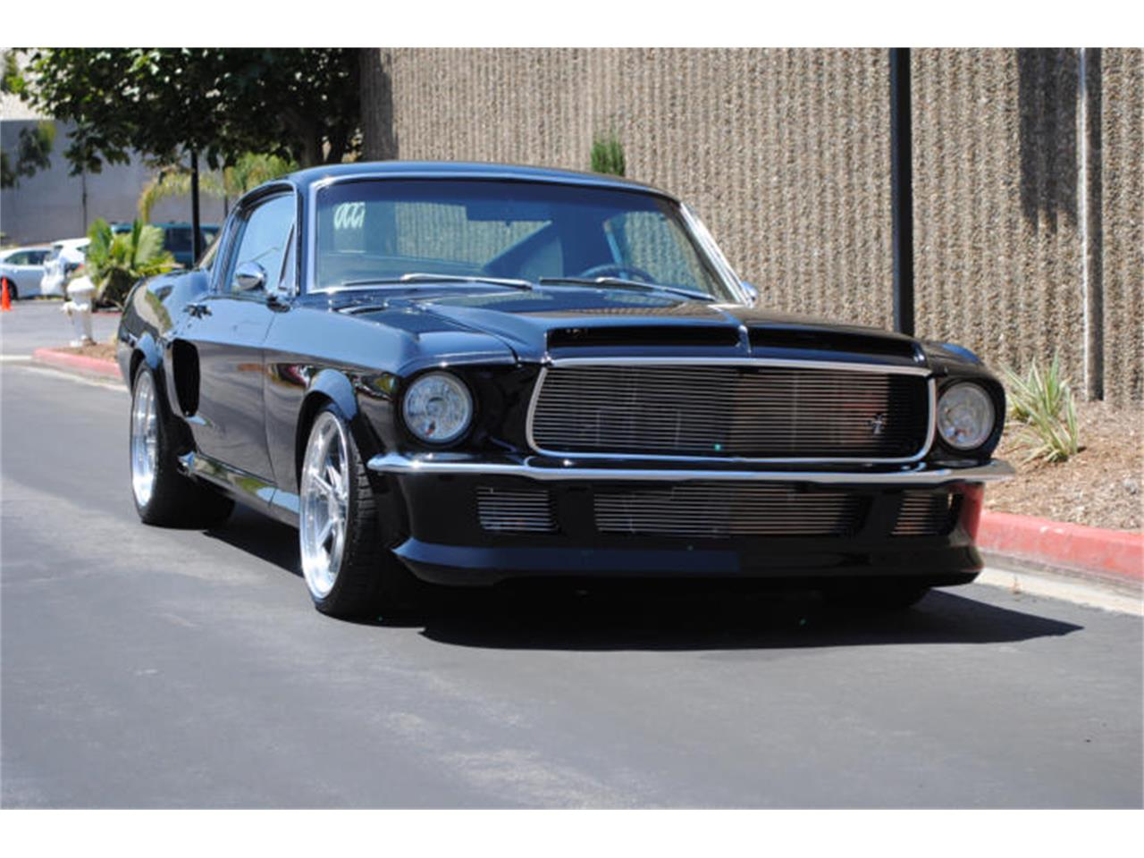 Large Picture of '67 Mustang - OU1U