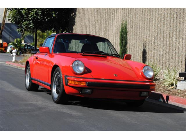 Picture of '88 Porsche 911 Carrera located in California Offered by  - OU26