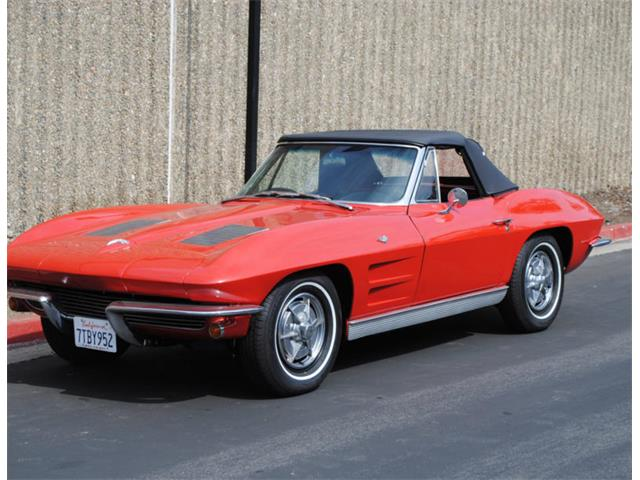 Picture of '63 Corvette - OU2F