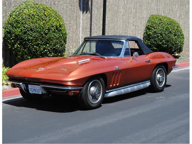 Picture of '66 Corvette - OU2I