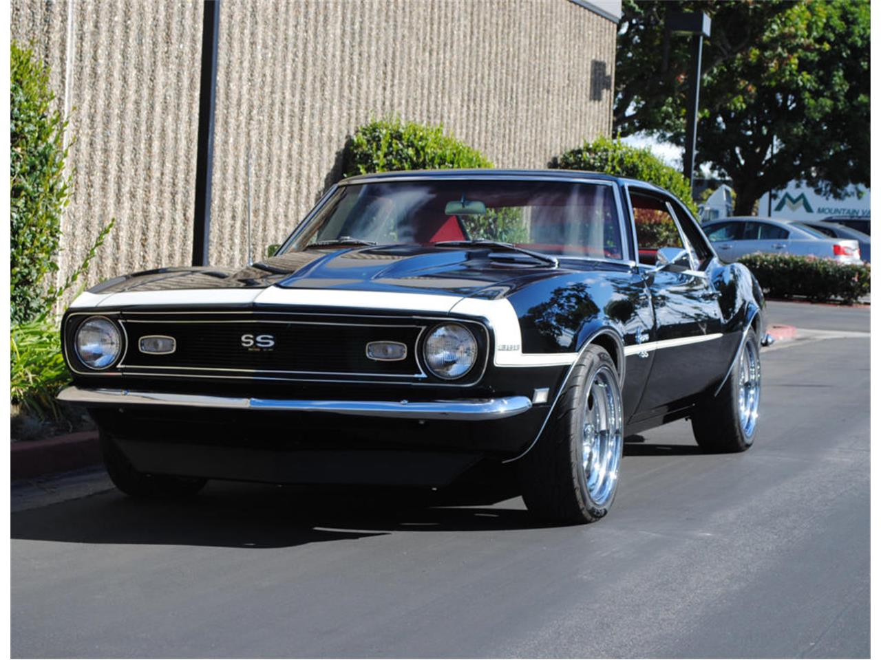 Large Picture Of 68 Chevrolet Camaro Ss Located In California 45 000 00 Offered By Gm