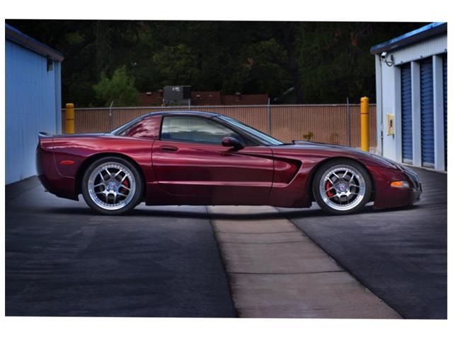 Picture of '02 Corvette - OU2L
