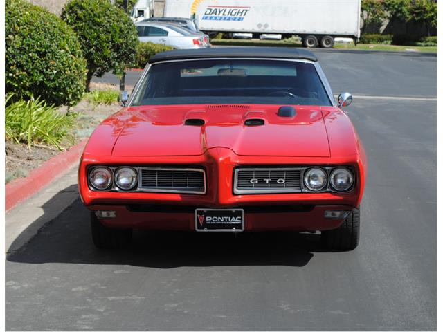 Picture of '68 GTO - OU2N