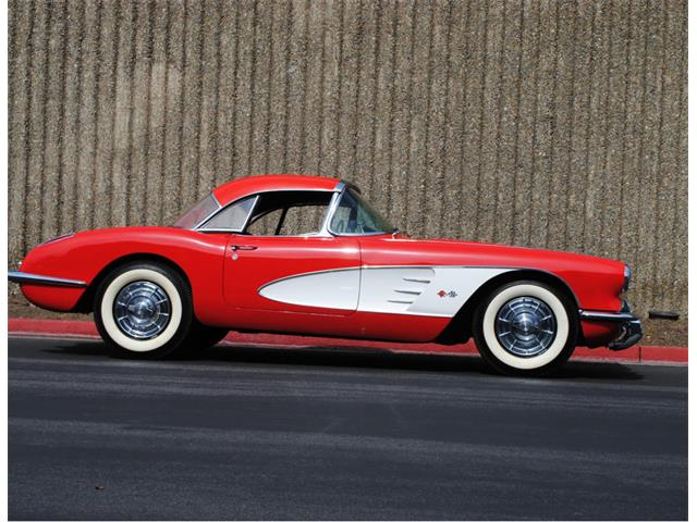 Picture of '58 Corvette - OU2P