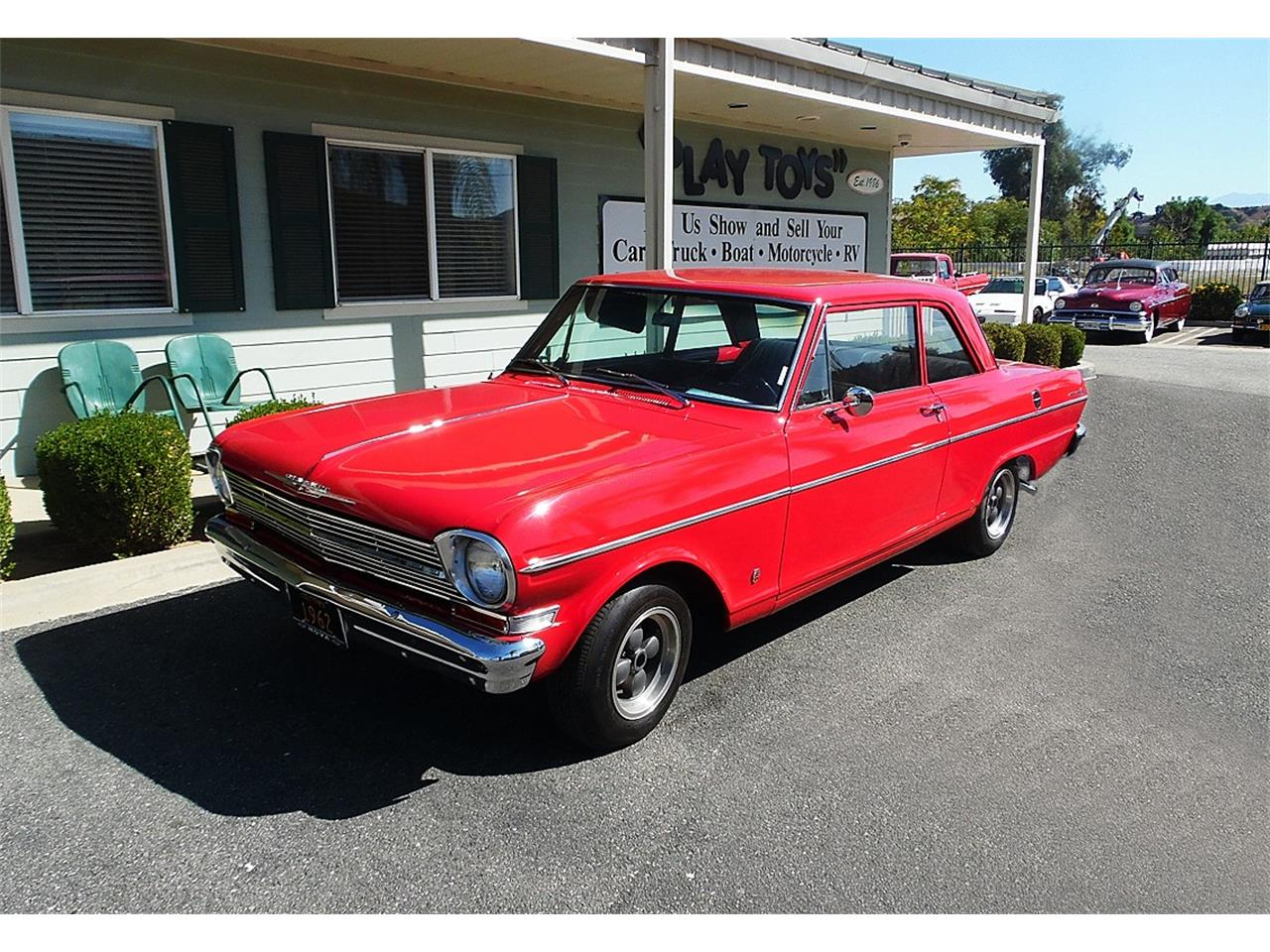 Large Picture of '62 Nova - OU2R