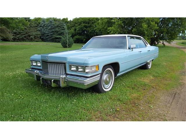 Picture of 1975 Sedan DeVille Offered by  - OU37