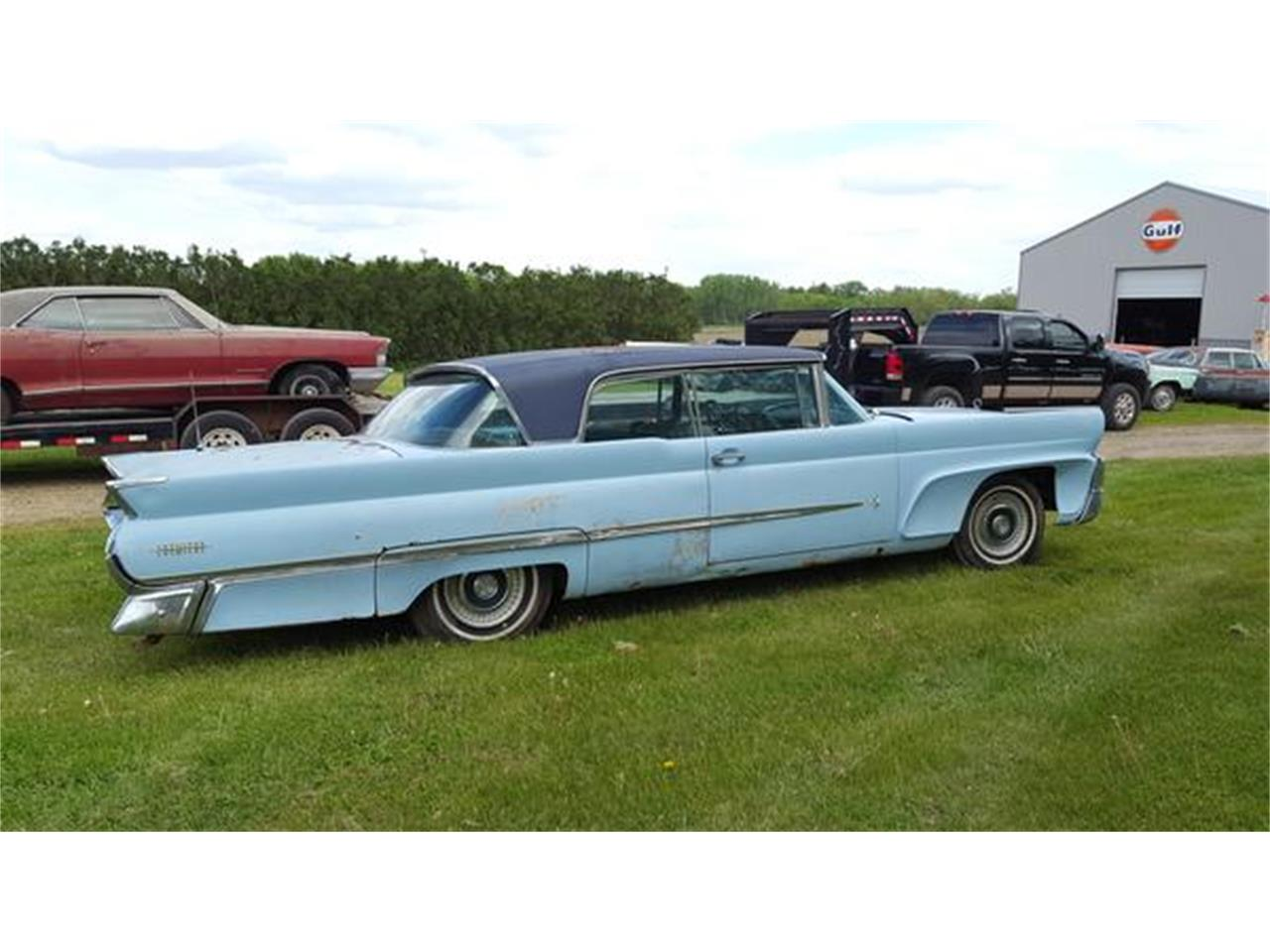 Large Picture of 1958 Lincoln Premiere located in Minnesota Offered by Ted's Tuna Boats - OU3T