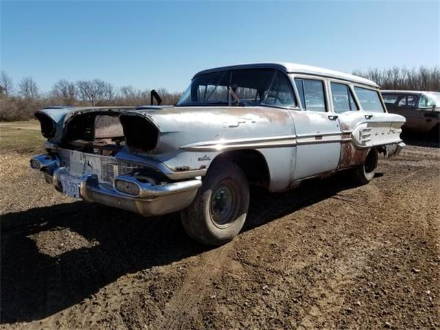 Picture of '58 Wagon - OU40