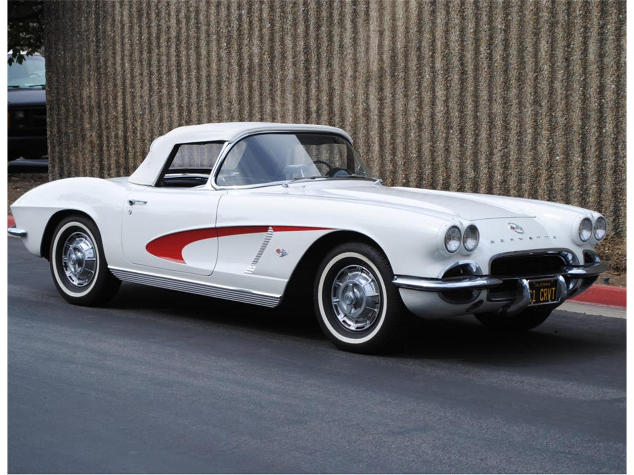 1962 Chevrolet Corvette For Sale Classiccars Com Cc