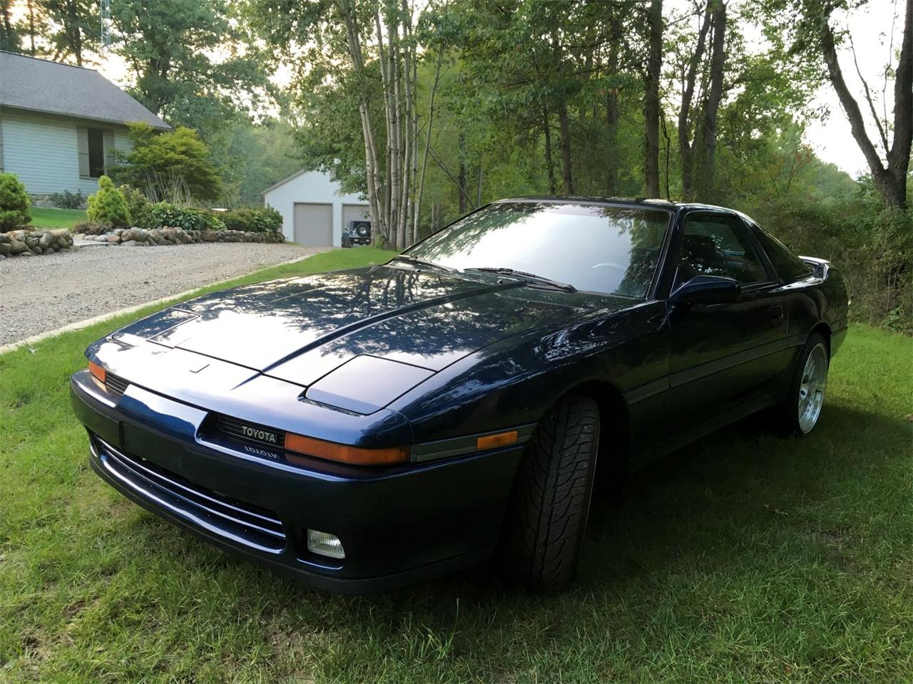 Large Picture of '89 Supra - OO0W