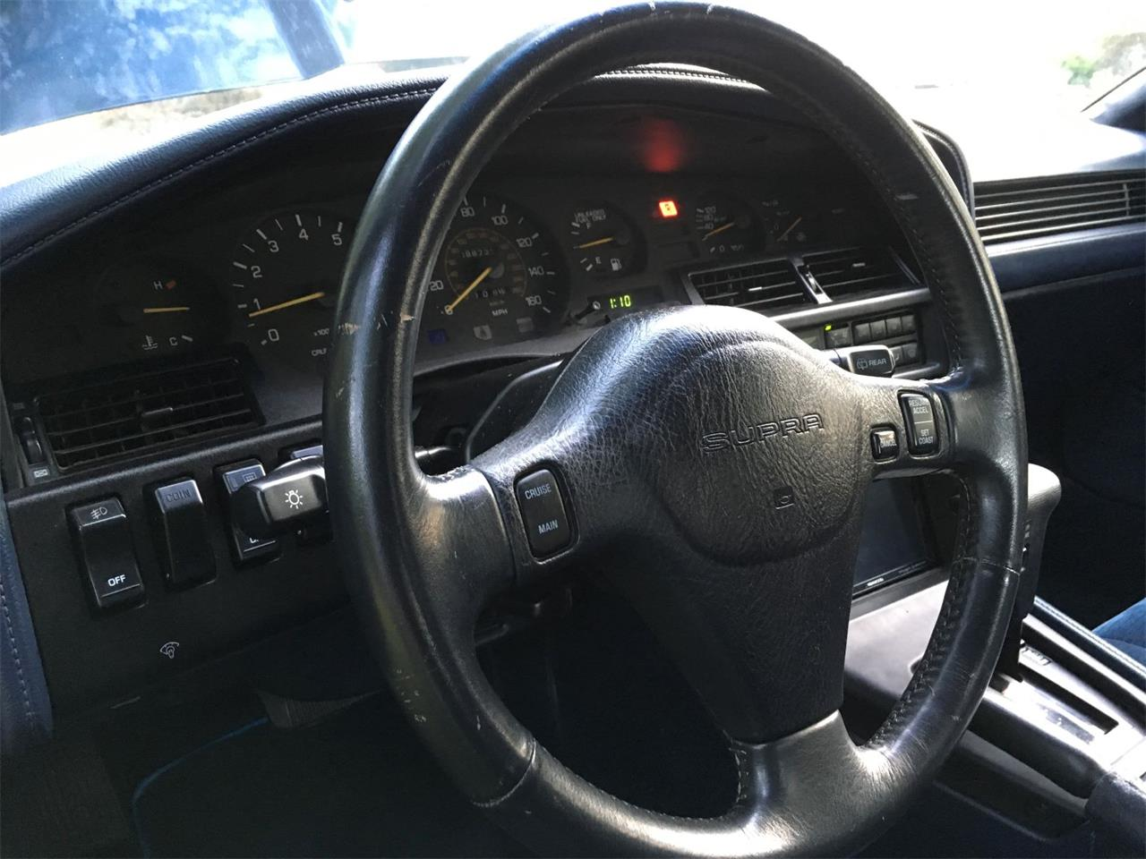 Large Picture of '89 Toyota Supra located in Michigan Offered by a Private Seller - OO0W