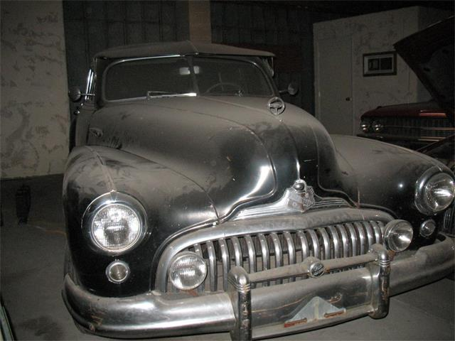 Picture of '47 Roadmaster - OO0Y