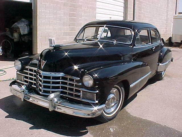 Picture of '47 Fleetwood - OO11