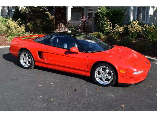 Picture of '93 NSX - OU6M