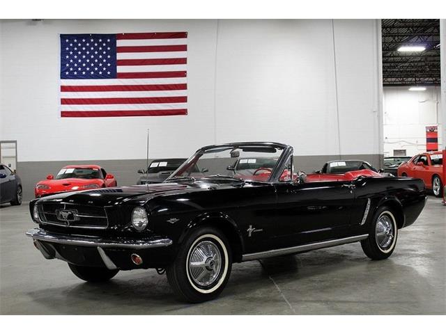 Picture of '64 Mustang - OU6Z