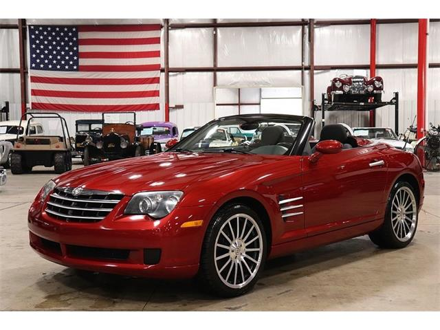 Picture of '06 Chrysler Crossfire located in Michigan - OU74