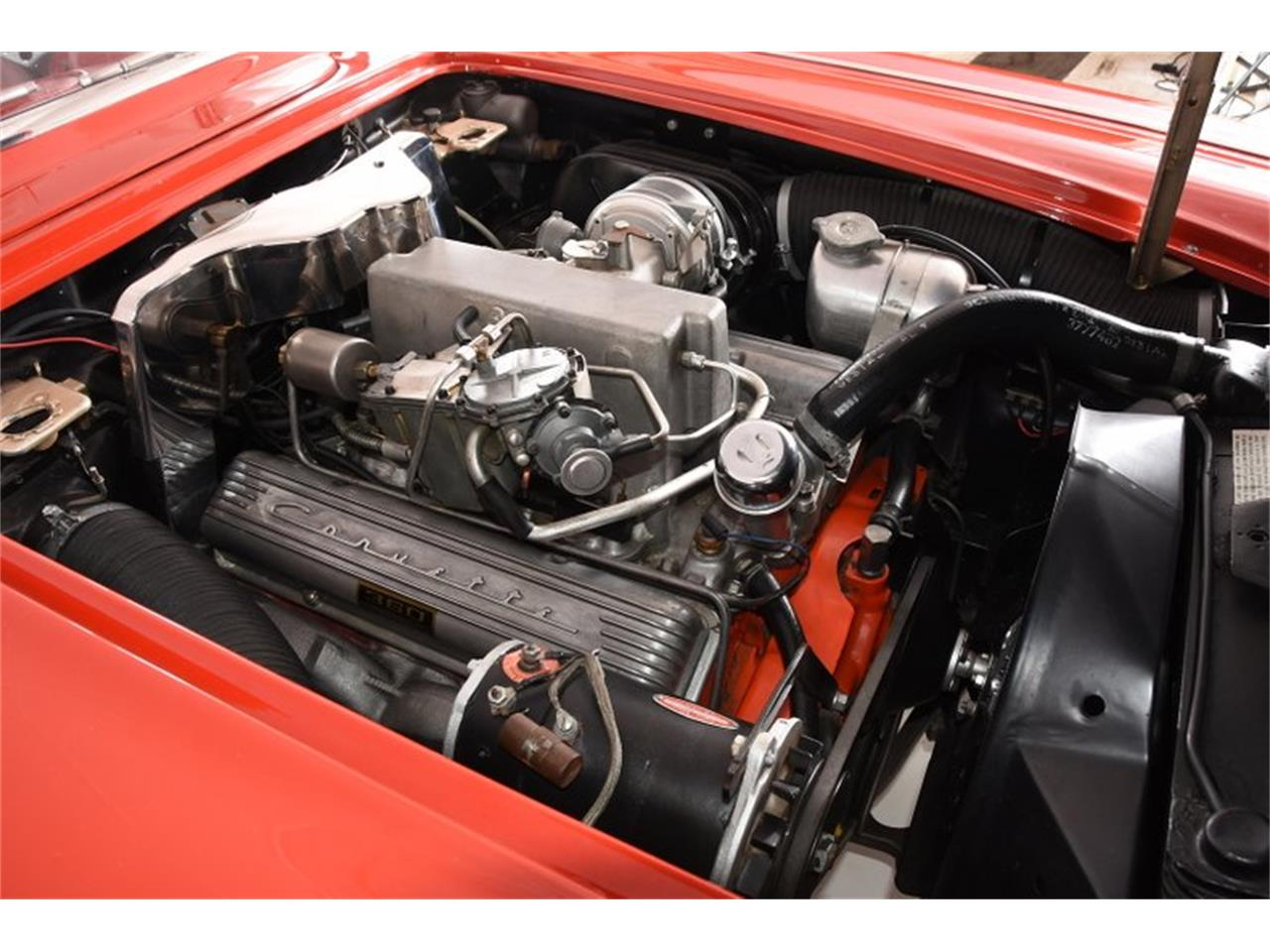 Large Picture of '62 Corvette - OU75