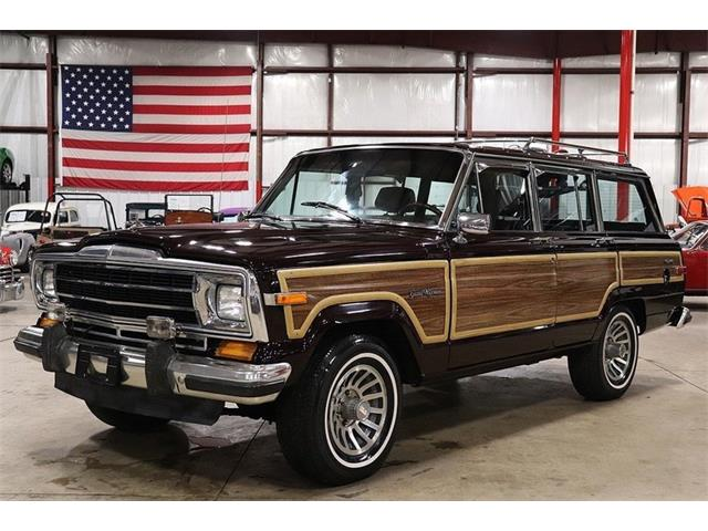 Picture of '90 Grand Wagoneer - OU7D