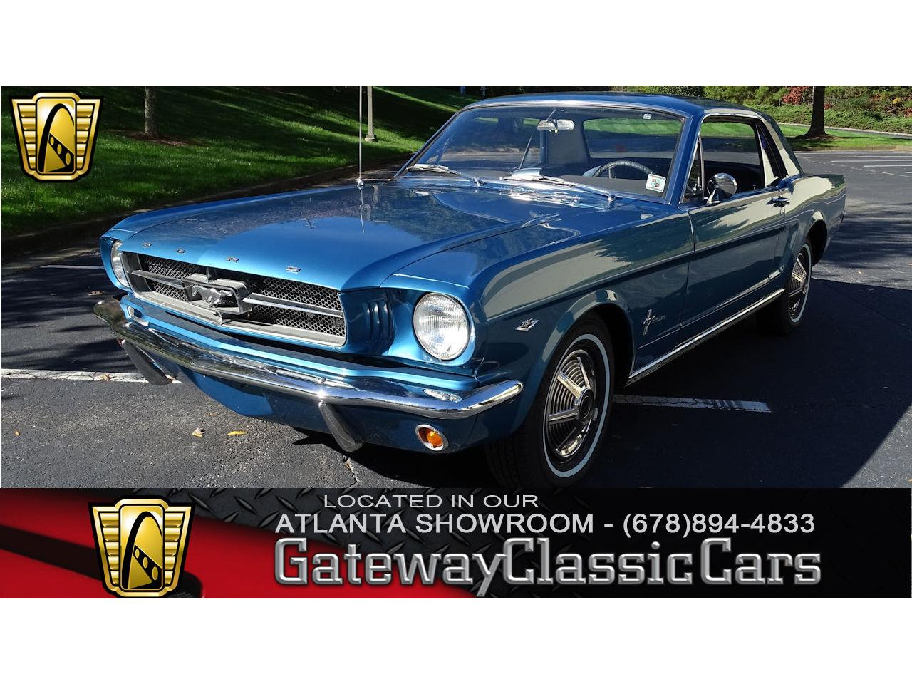 Large picture of 64 mustang ou7k