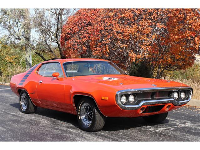 Picture of '72 Road Runner - OU7U