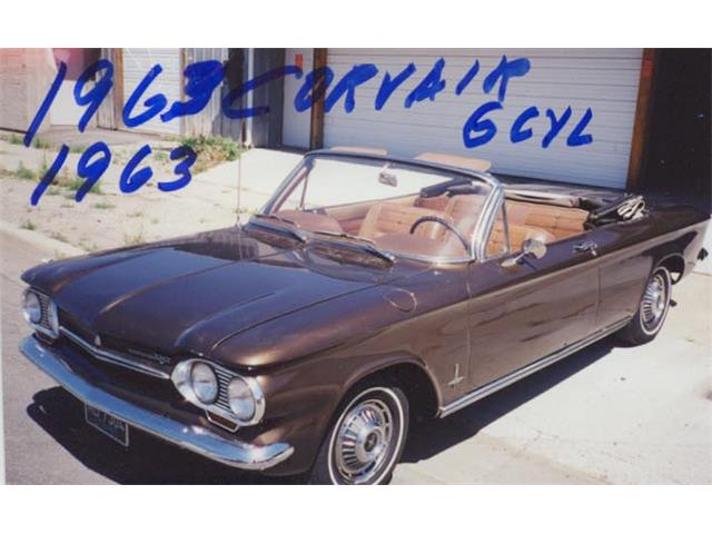 Picture of '63 Corvair - OO19