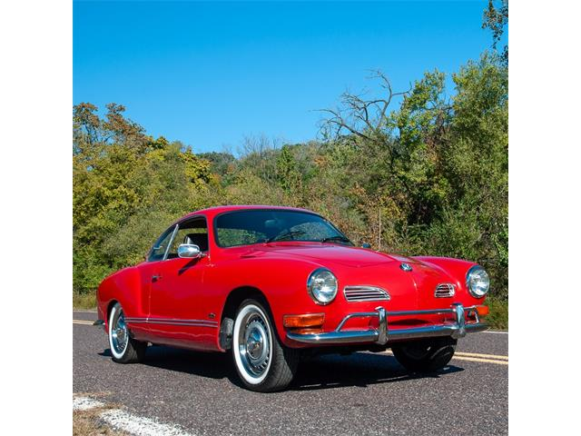 Picture of '71 Karmann Ghia - OU8T
