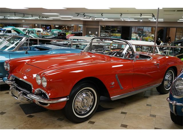 Picture of 1962 Chevrolet Corvette located in Florida - $99,983.00 Offered by  - OU9O