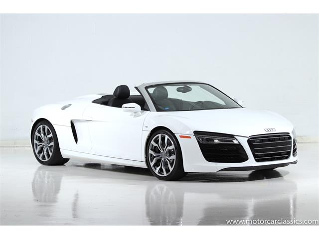 Picture of '14 R8 - OU9V