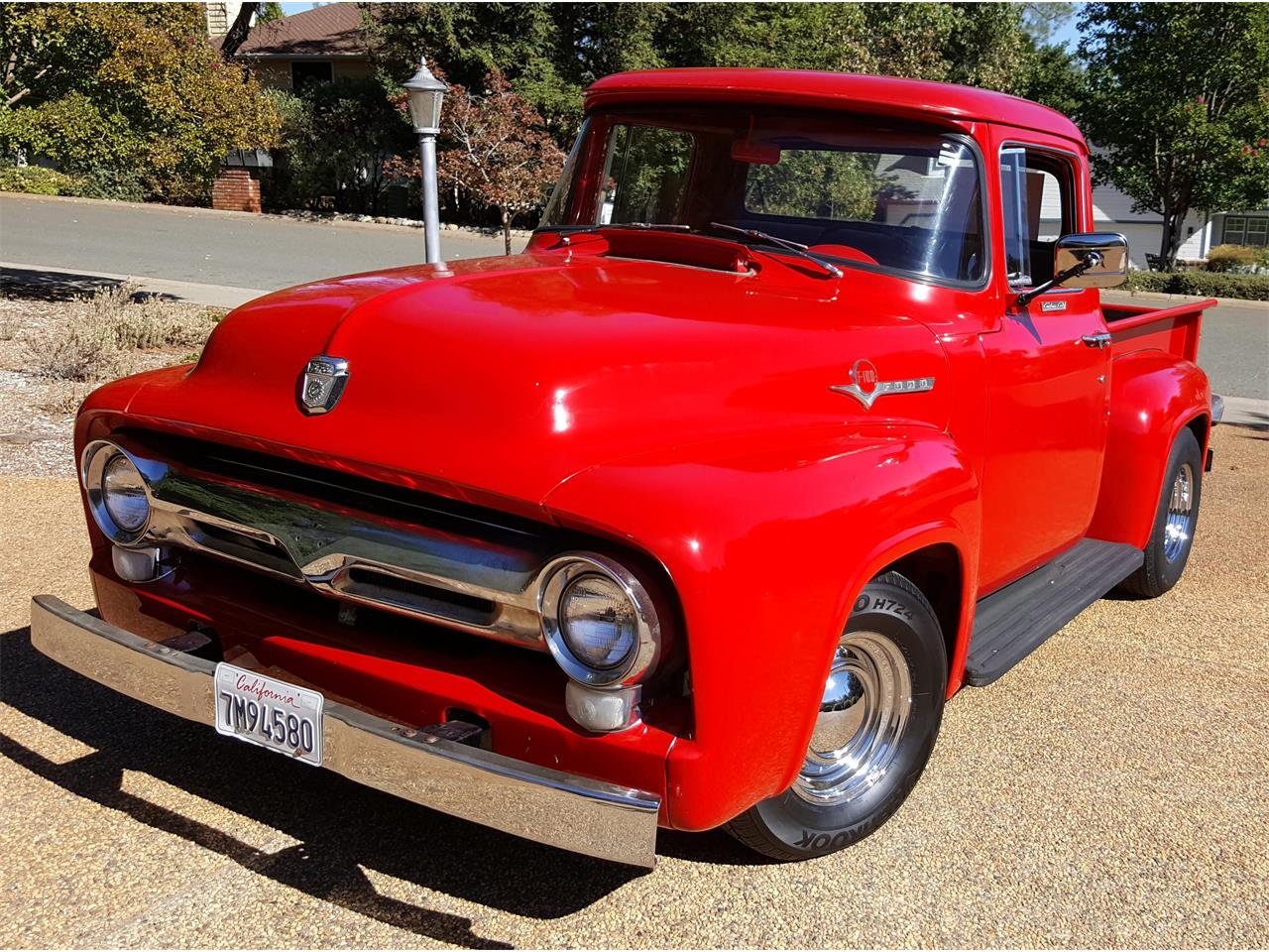 Large Picture of '56 F100 - OO1E