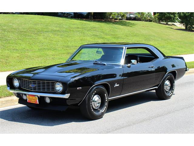 Picture of '69 Chevrolet Camaro located in Rockville Maryland - $69,990.00 - OUA1