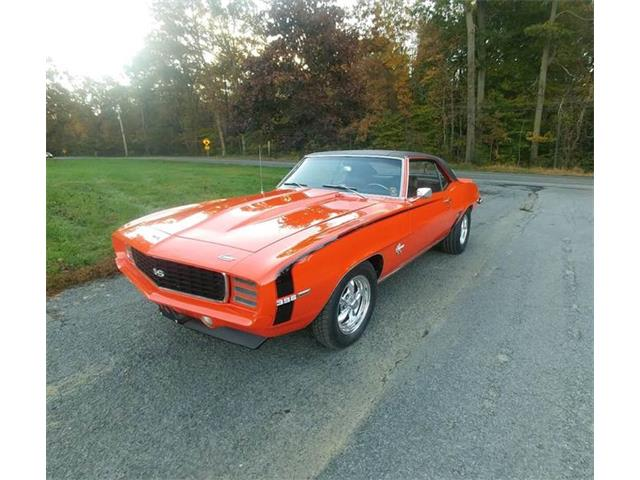 Picture of 1969 Chevrolet Camaro RS/SS - OUA9