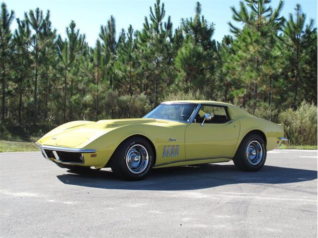 Picture of '69 Corvette - OUAX