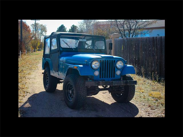 Picture of '72 CJ5 - OUBB