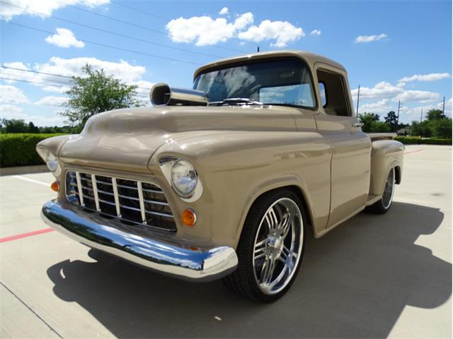 Picture of 1955 Chevrolet Apache located in Houston Texas - OUBQ