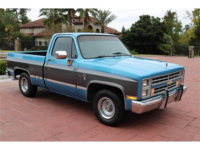 Picture of '87 C10 - OUC1