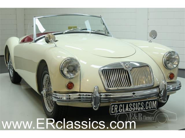 Picture of '59 MGA - OUC9
