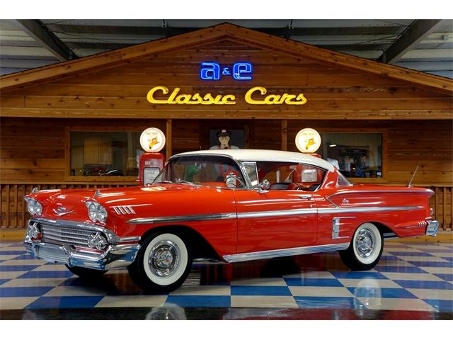 Picture of '58 Impala - OUCA