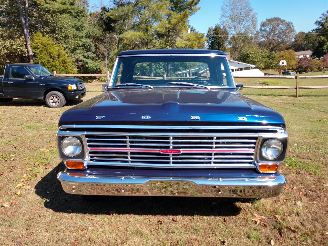Large Picture of '69 F100 - OUCC
