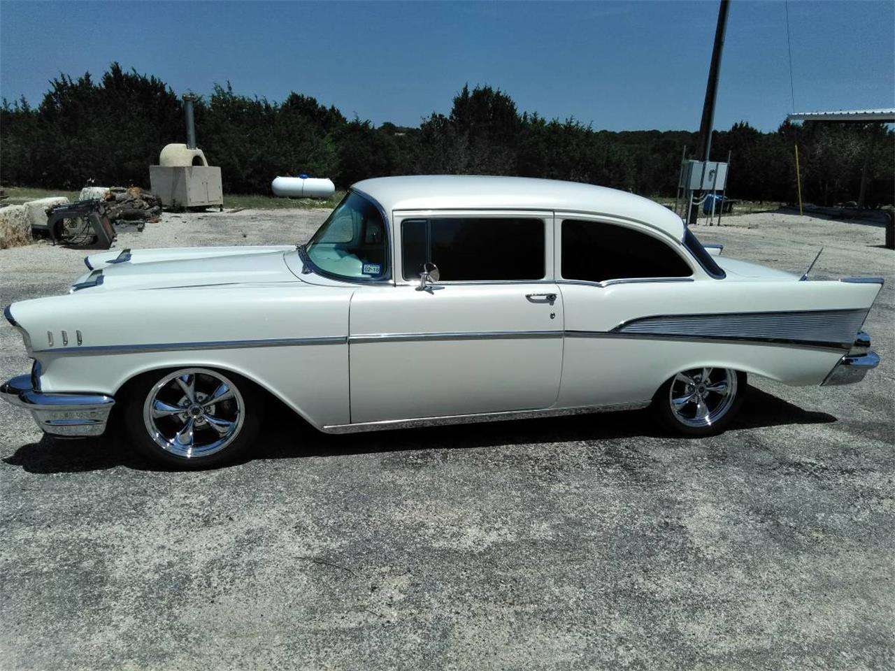 Large Picture of 1957 Bel Air located in Lampasas  Texas - $50,000.00 Offered by a Private Seller - OUCI