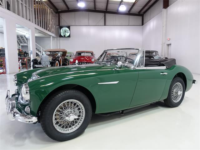 Picture of 1965 Austin-Healey 3000 Mark III located in Missouri Offered by  - OUCQ