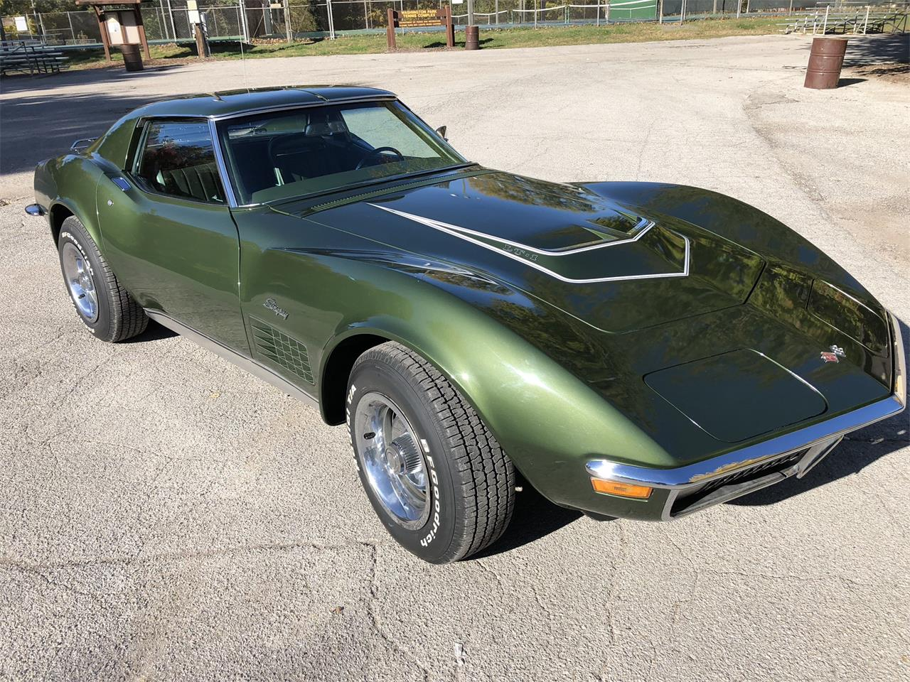 1970 Corvette For Sale >> For Sale 1970 Chevrolet Corvette In Jefferson City Missouri