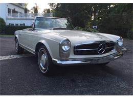 Picture of '66 Mercedes-Benz 230SL located in Sag Harbor New York - $55,000.00 - OUD1