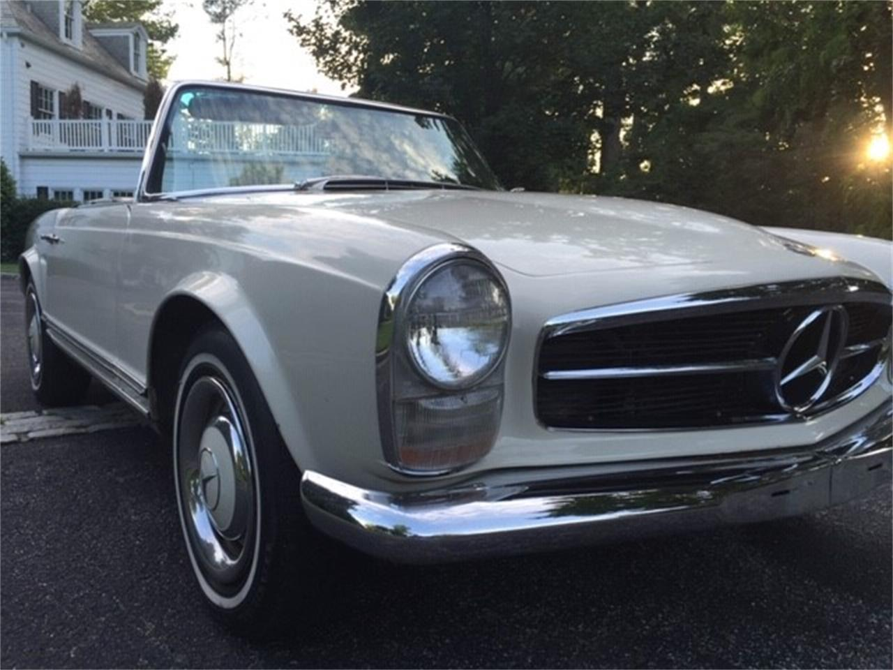 Large Picture of Classic '66 230SL located in Sag Harbor New York Offered by a Private Seller - OUD1