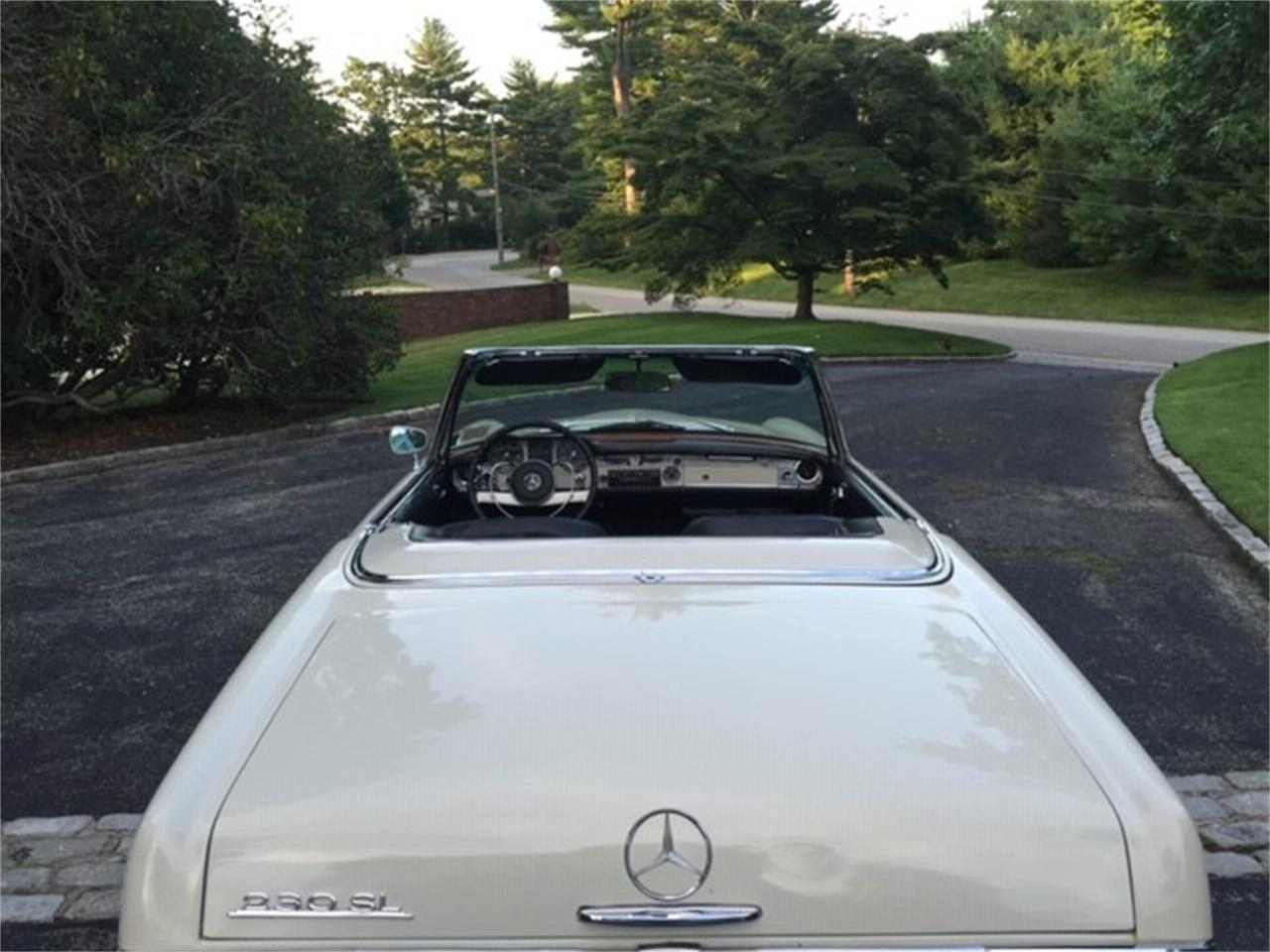 Large Picture of '66 Mercedes-Benz 230SL located in New York - $55,000.00 Offered by a Private Seller - OUD1