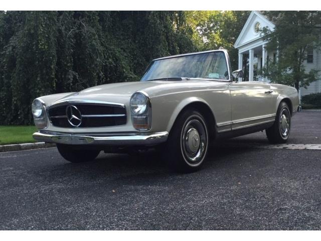 Picture of '66 230SL - OUD1