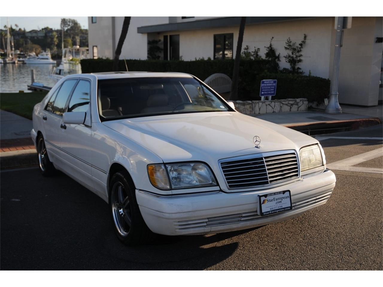 Large Picture of '99 Mercedes-Benz S320 Offered by Star European Inc. - OUD9