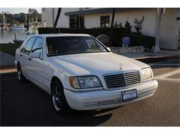 Picture of '99 Mercedes-Benz S320 located in California - $3,990.00 - OUD9