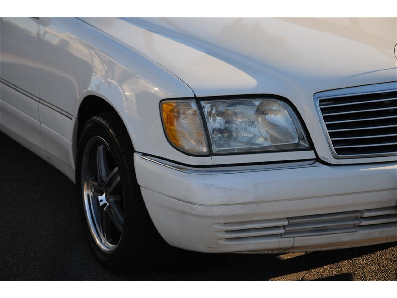 Large Picture of 1999 Mercedes-Benz S320 located in Costa Mesa California - OUD9