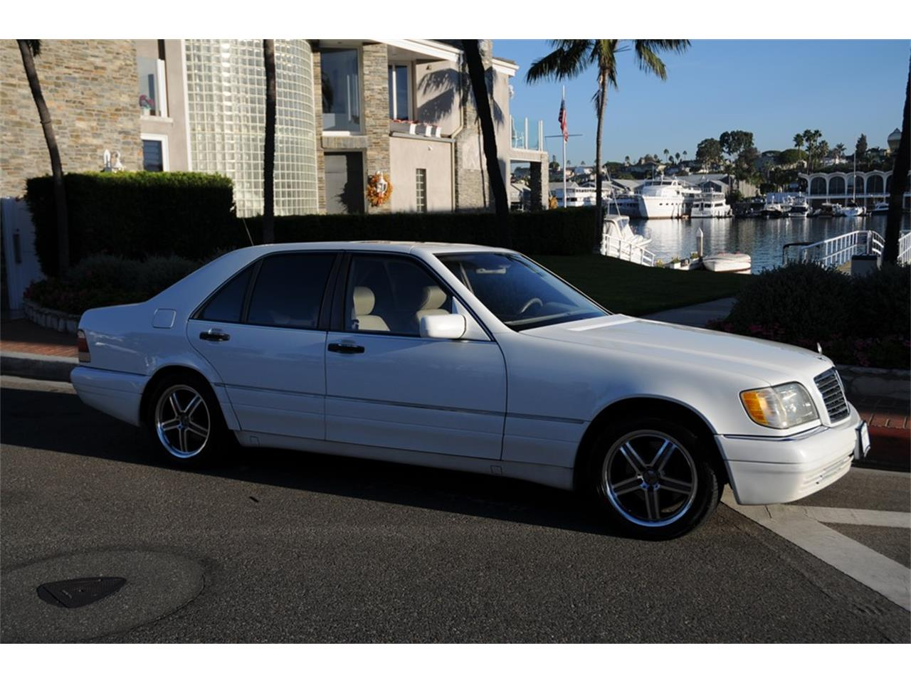 Large Picture of '99 Mercedes-Benz S320 located in California - $3,990.00 - OUD9