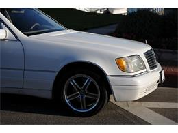Picture of 1999 Mercedes-Benz S320 located in Costa Mesa California - OUD9